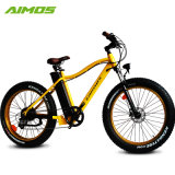 Hybrid Bicycles Full Suspension Fat Tire Mountain Electric Bike
