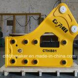 Sb81 Chisle Diameter 140mm Hydraulic Breaker for 18-26ton Excavator