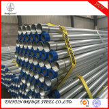 48mm Welding Scaffolding Steel Pipes/Tube Price, G3444-2004 Galvanized Scaffolding Steel Pipe/Tube
