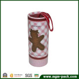 Wholesale Biscuits Cylinder Shape Packaging Gift Box