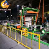 Industry Machine Tire Product Horizontal Bias Rubber Cutter