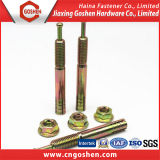 M20 Hit Color Zinc-Plated Anchor Bolt