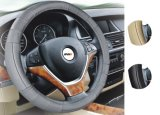 Fashionable Leather Car Steering Wheel Cover