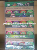 50g Bubble Gum Rollz Within Stereoscopic Display Shelf