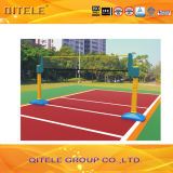 Children Playground Plastic Toy Volleyball Frame for School/Amusement Park (IFP-017)