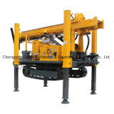 2018 Hot Small Water Well Drilling Rig Machine with Air Compressor