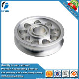 Aluminum Wheel High Precision CNC Machining Spare Parts for Child Auto