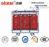 Dry Type Power Transformer Scb 10/0.4kv Copper Aluminum Winding