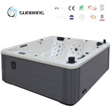 Simpl and Easy to Use Outdoor Wooden Hot Tub