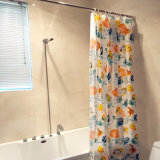 Colorful Fish PEVA Waterproof Shower Curtain for Bathroom