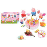Hot Sale Kids Play House Plastic Cake Play Set (10258947)