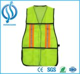 En471 Motorcycle Jacket Traffic Workwere High Visibility Security Vest Roadway