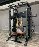 Heavy Duty Deep Squat Cable Crossover Home Gym Leg Machine with Leg Press