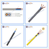 Flat PVC Cable Twin and Earth Cable 2192y TPS 2 3 4 5 6 7 8 9 Core Pin AWG Ribbon Connecting Building Electric Wire Flexible Copper CCA Wire and Cable Prices