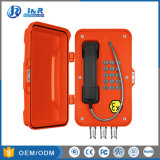 Explosion Proof Industrial VoIP Telephone, Intrinsically Safe Telephone for Oil&Gas Station