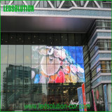 P16 Transparent Glass LED Display Screen for Advertising