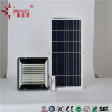 100W Solar Powered LED Flood Light, Preter IP65 Waterproof Outdoor Security Flood Light Fixture for Flag Pole, Sign, Garden, Farm, Shed, Boat, Camping,