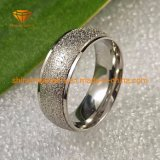 Wholesale Hot Selling Matte Stainless Steel Ring 316L Stainless Steel Jewelry Ring SSR1945