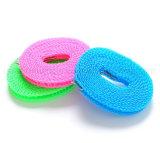 OEM 5m Outdoor Travel Non-Slip Windproof Nylon Plastic Rope Clothesline
