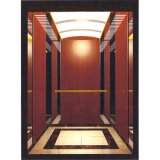 Stainless Steel Mirror Home Panoramic 6 Person Passenger Elevator Lift