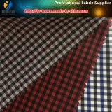 Wholesale! 3mm Polyester Check Textile Fabric for Garment Lining (X058-60)