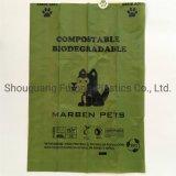 High Quality Best Selling Custom Biodegradable Epi Plastic Dog Poop Pet Waste Bag