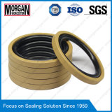 NBR/FKM+PTFE Hydraulic Piston Seal OE Type Rubber Ring