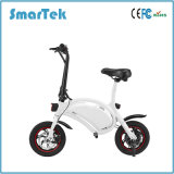 Smartek Moped Gyropode with Intelligent BMS, APP and Automatic Cruise Electric Bicycle Patinete Electrico 350W Motor Esu-013-1