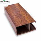 Wood Plastic Composite PVC WPC Ceiling Panel for Interior Wall Ceiling Decoration