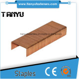 32 Series Copper Carton Closing Staples-Stick