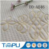 100% Polyester Fabric Jacquard Style Knitted Mattress Fabric