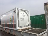N2o Gas Filled in 20000L ISO Tank Container