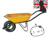 Hot Sale Durable Steel Construction Wheel Barrow
