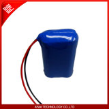 Rechargeable 6.4V 1.4ah LiFePO4 Battery Pack for (AY-2S1P-014)