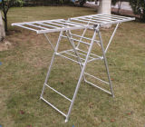 Double Folded Butterfly Laundry Rack Drying Rack (JBS360)