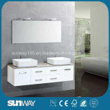 Hot Selling Modern Double Sink Bathroom Vanity Sw-1324