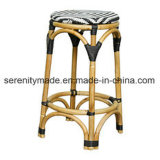 Anti-Corrosion Aluminium Legs Rattan Chair for Kitchen/Bar/Club Import From China