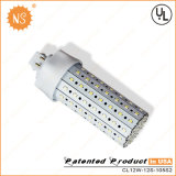 UL Listed Gx24D Gx24q 12W LED Corn Lamp