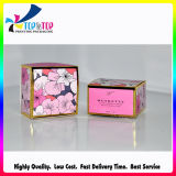 Flower Printing Skin Cream Card Box