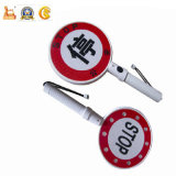 Police Equipment Best Quality LED Traffic Stop Sign (BSDOA-1F/G)