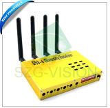 D58-4 5.8GHz 4CH Audio/Video Diversity Receiver Fpv