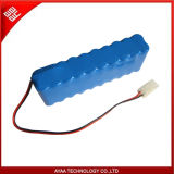 Rechargeable Li-ion Battery Pack 37V/5.2ah with PCM 5A