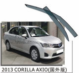 2013 Corolla Axio Window Visor for Toyota