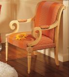 Hotel Furniture/Restaurant Furniture/Restaurant Chair/Hotel Chair/Solid Wood Frame Chair/Dining Chair (GLC-029)
