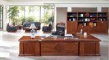 Schreibtisch American Classic Veneered Wood Executive Desk