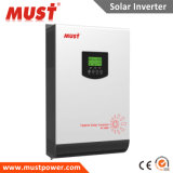 Hybrid Solar Inverter with Energy Stock