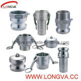 304 Stainless Steel Camlock Coupling