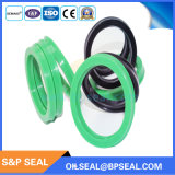 Uns Type PU Hydraulic Oil Seal for Piston and Axis