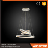 Home Decorative Circular LED Pendant Light