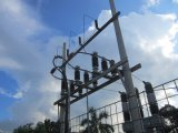 Seccionador Tripolar, Break Isolator, Substation